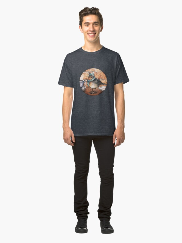 Alternate view of European Robin Classic T-Shirt