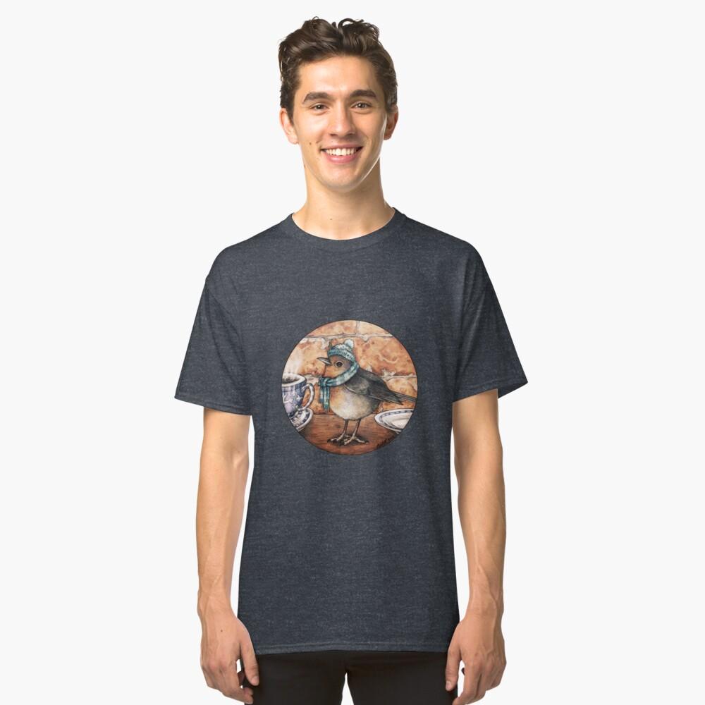 European Robin Classic T-Shirt