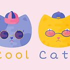 Cool Cats by badOdds