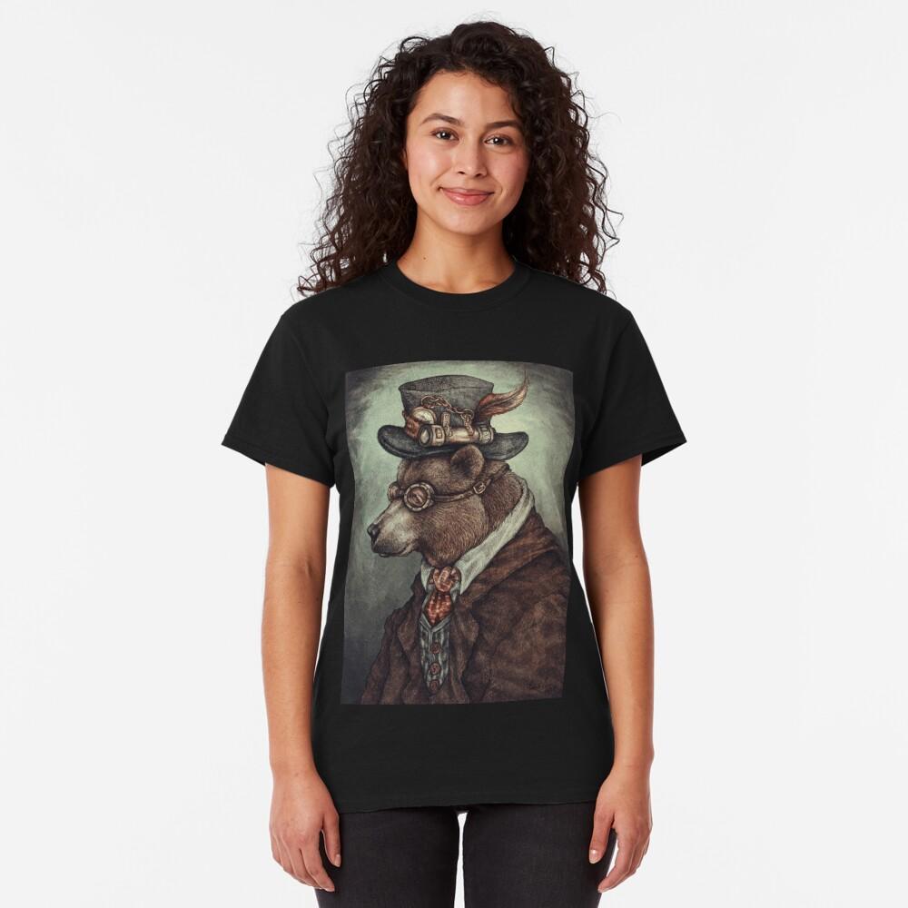 Mr Teddy Bearson  Classic T-Shirt