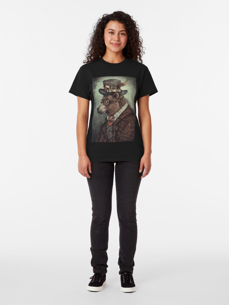 Alternate view of Mr Teddy Bearson  Classic T-Shirt