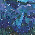 « sous l'océan » par Stiopic