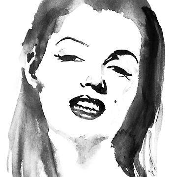 Norma Jean by pechane