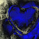 Glass Heart 5 by Yvonne Carsley