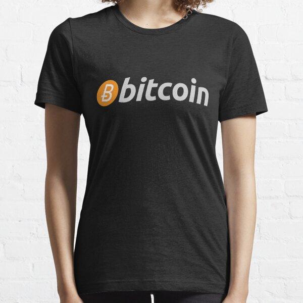 bitcoin btc Essential T-Shirt