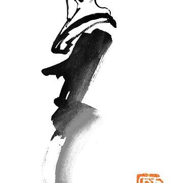 geisha line by pechane
