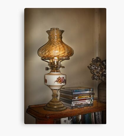 The Lamp  Canvas Print
