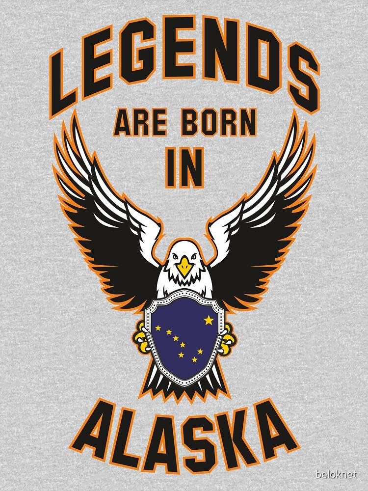 Legends are born in Alaska by beloknet