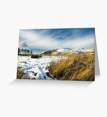 Blencathra - Lake District - Cumbria Greeting Card