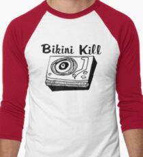 Bikini Kill Riot Grrrl Men's Baseball ¾ T-Shirt