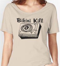 Bikini Kill Riot Grrrl Women's Relaxed Fit T-Shirt