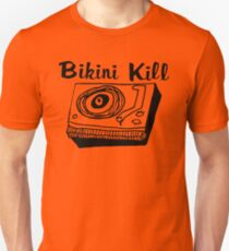 Camiseta ajustada Bikini Kill Riot Grrrl