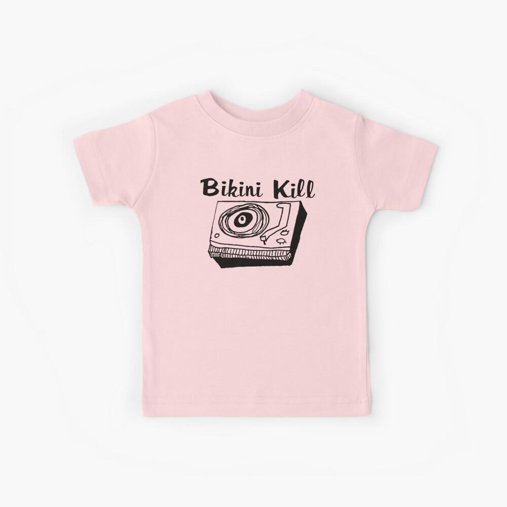 Bikini Kill Riot Grrrl Kids T-Shirt
