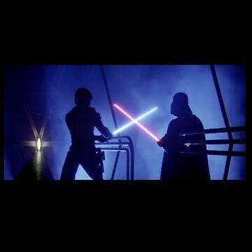 Lightsaber Duel by ajrhode1