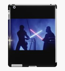 Lightsaber Duel iPad Case/Skin
