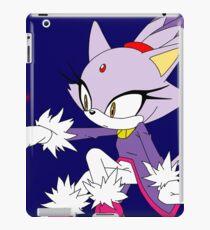 Sonic the hedgehog - Blaze the Cat iPad Case/Skin