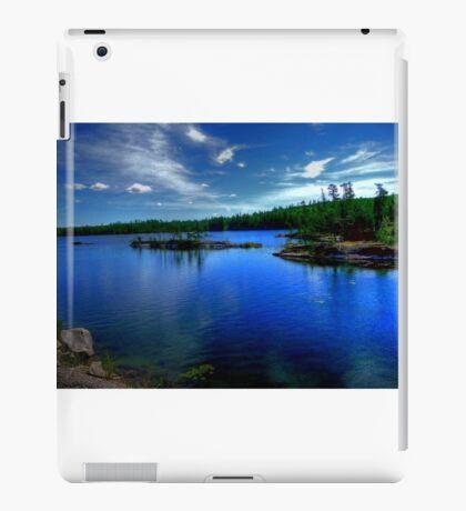 Dogtooth Lake iPad Case/Skin