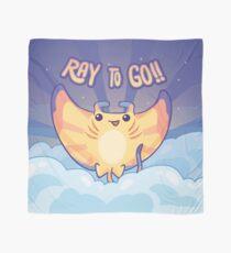 Ray to Go! / Manta Ray Of Sunshine Scarf