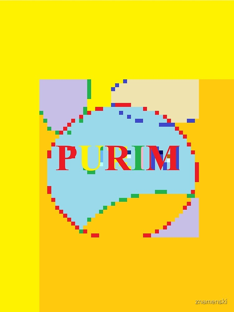 Purim by znamenski