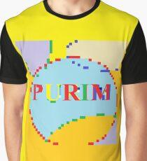 Purim Graphic T-Shirt