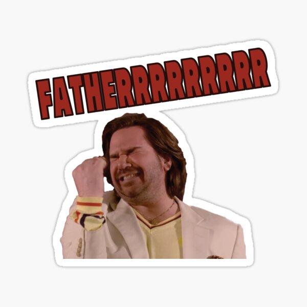IT Crowd - Father Sticker