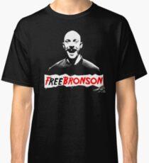 Free Charles Bronson v2 Classic T-Shirt