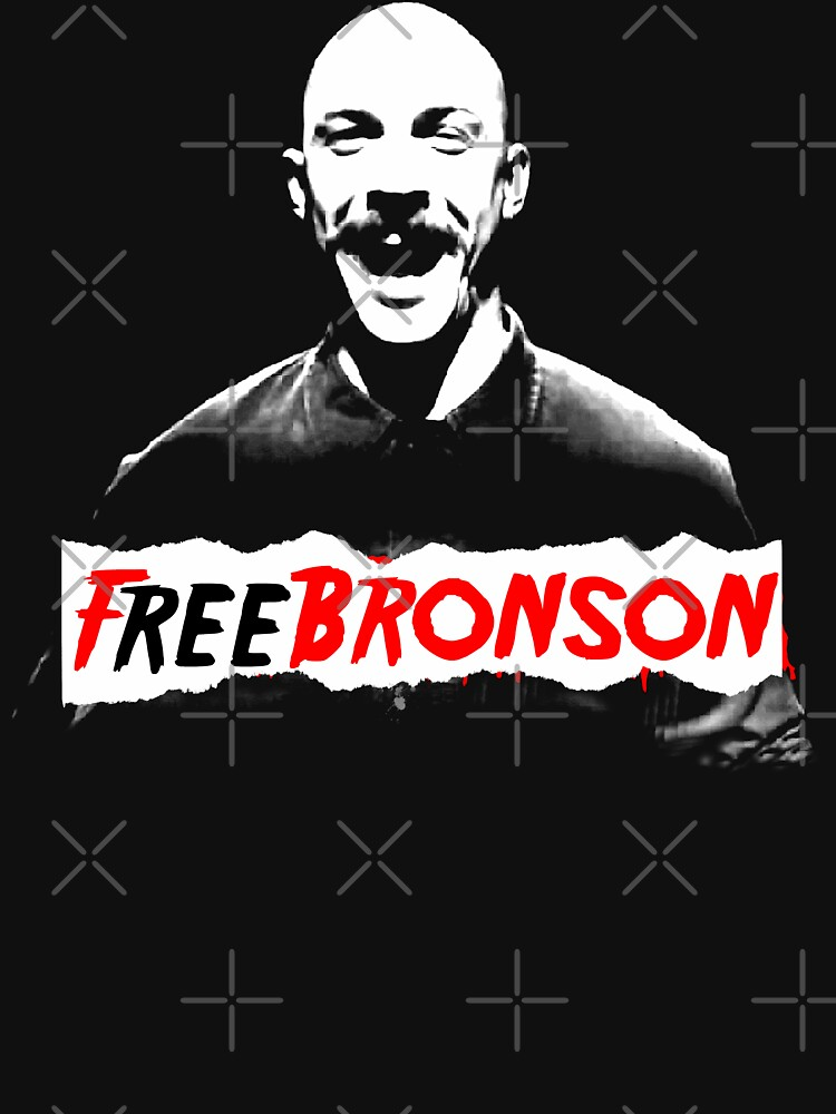 Free Charles Bronson v2 by oiiii