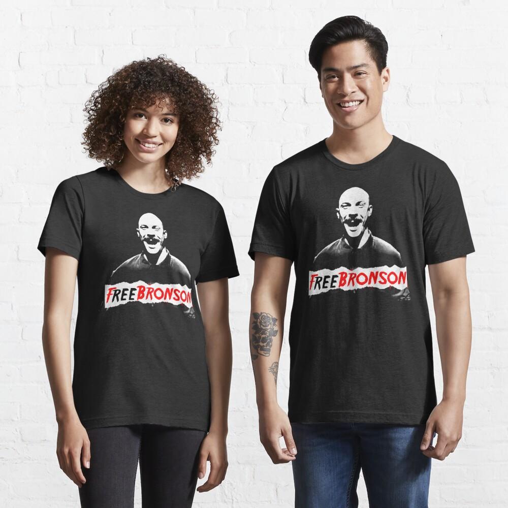 Free Charles Bronson v2 Essential T-Shirt