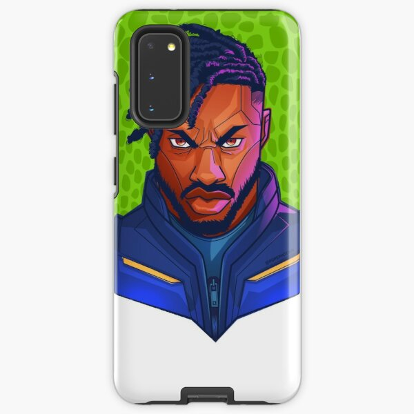 Kilmonger Was Right Samsung Galaxy Tough Case