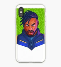 Kilmonger Was Right iPhone Case