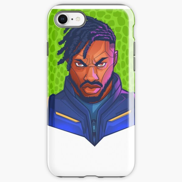 Kilmonger Was Right iPhone Tough Case