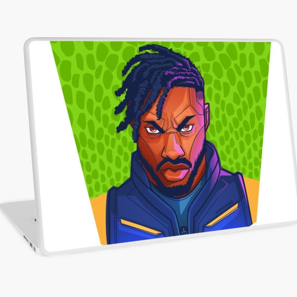 Kilmonger Was Right Laptop Skin
