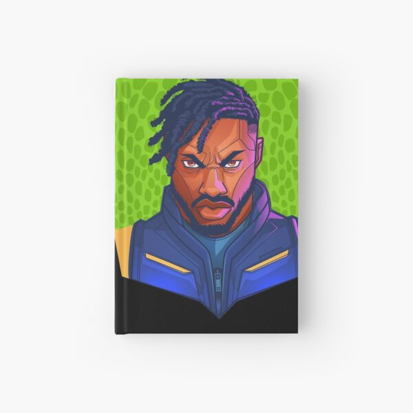 Kilmonger Was Right Hardcover Journal
