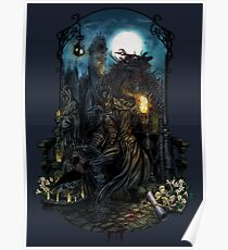 Bloodborne - The Hunt Poster