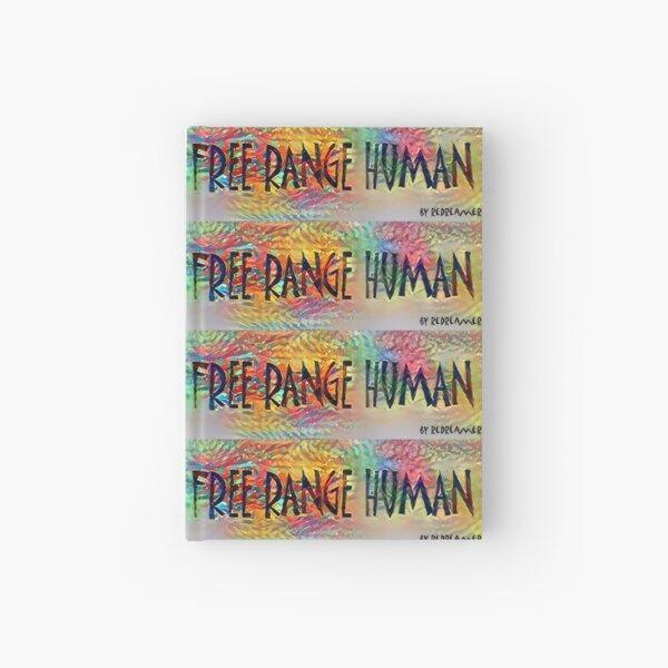 Redreaming Free Range Human 2018 Hardcover Journal