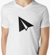 Arrow or Plane Men's V-Neck T-Shirt