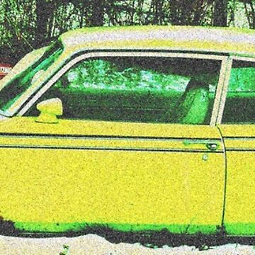 Car in Deco by ashley94