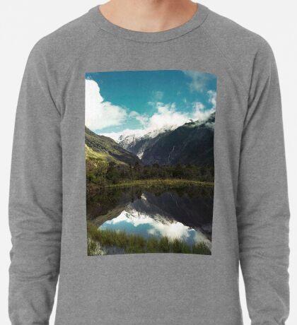 (Franz-Josef-Gletscher) Wo der Schnee schmilzt Leichter Pullover