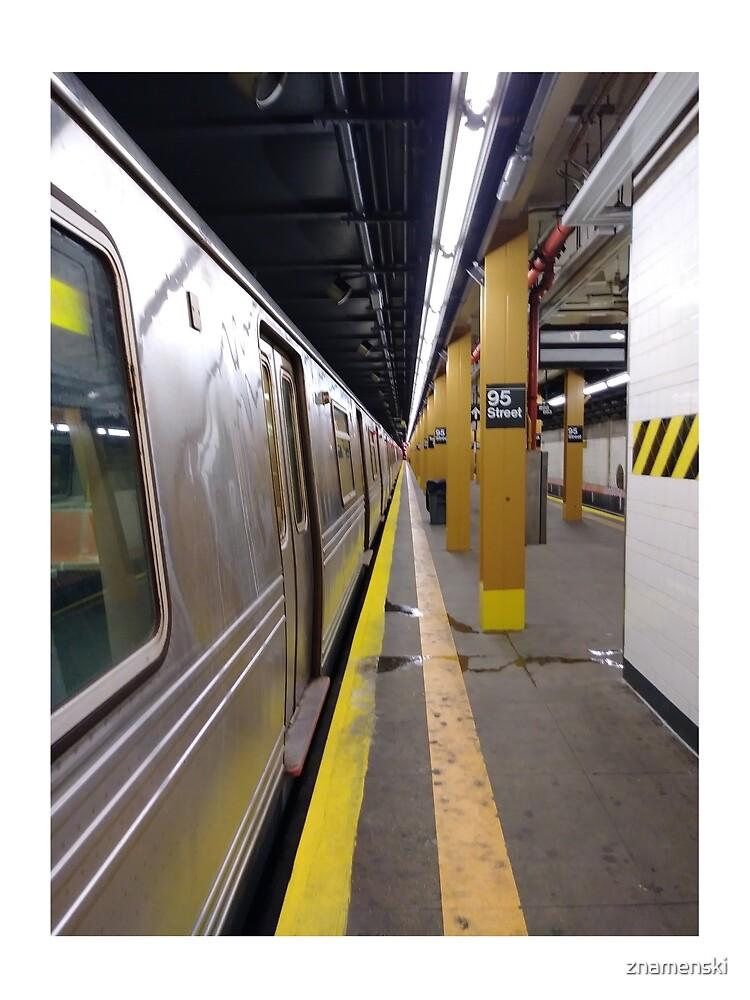 Subway station by znamenski