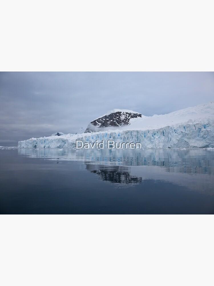 Deville Glacier by DavidBurren