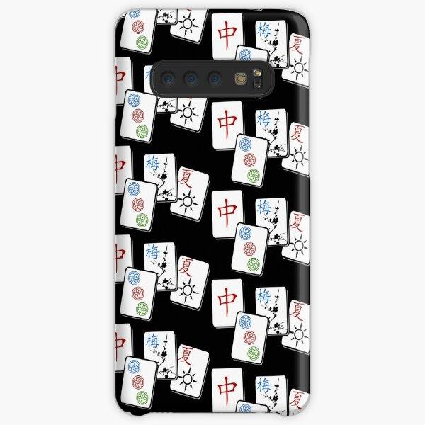 MahJong Cubes Samsung Galaxy Snap Case