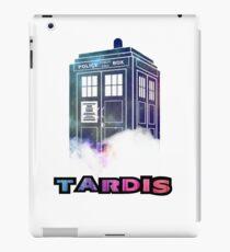 Doctor who Smoky space Tardis  iPad Case/Skin