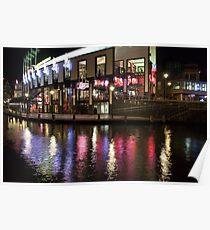 Casino Waters - Amsterdam Poster
