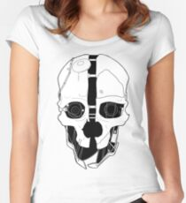 Corvo's Mask Fitted Scoop T-Shirt