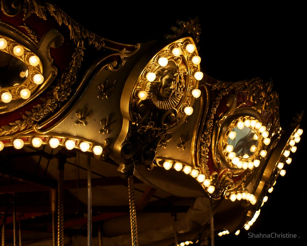 Carousel by ShahnaChristine .