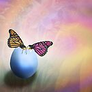 Easter is About Life, Birth and Rebirth by Johanne Brunet