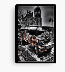 The Walls of Derry Canvas Print