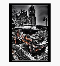 The Walls of Derry Photographic Print