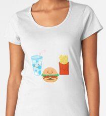 HAPPY MEAL Women's Premium T-Shirt