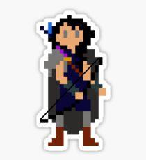 Vex - critical role Sticker